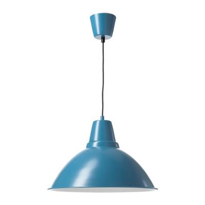 lampy niebieskie ikea