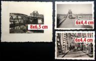 3 x Puławy most okupacja 1939