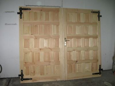 Tylko na zewnątrz drewniane bramy w Oficjalnym Archiwum Allegro - Strona 3 US98