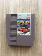 Corvette ZR-1 Challenge Nintendo NES 1988
