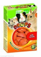 Nestor Dropsy dla gryzoni i królików - Marchewkowe