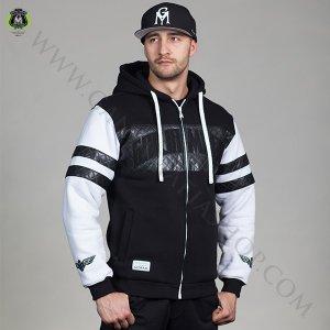 zawsze popularny wysoka jakość butik wyprzedażowy Bluza Męska Ganja Mafia General Leather M+Wlepy - 6101714923 ...
