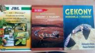 Gekony - poradniki do hodowli