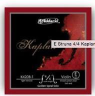 Struna skrzypcowa E 4/4 Kaplan Medium