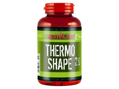 ACTIVLAB THERMO SHAPE 180 KAPS FAT BURNER SPALACZ