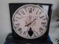 Zegar scienny Antiquites duży 60cm,nowy