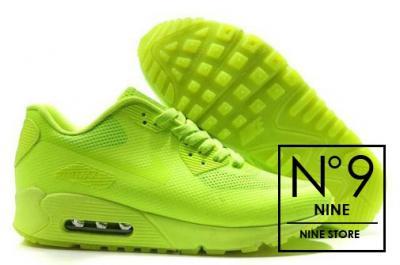 N9 Nike Air Max 90 700 Limonkowe Neonowe 43 4664719172 Oficjalne Archiwum Allegro