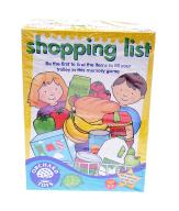4308-79 ...ORCHARD TOYS... a#g GRA SHOPPING LIST
