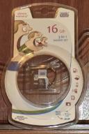 Karta pamięci microSD 2GB Integral + adapter