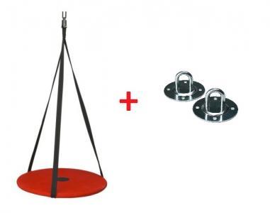 Zupełnie nowe IKEA huśtawka SVAVA + hak mocowanie EKORRE kurier - 3277510495 UE85