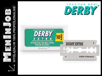 Derby Extra żyletki do maszynek do golenia 10 szt.