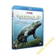 GALAPAGOS 3D: DAVID ATTENBOROUGH BLU RAY 3D/2D BBC