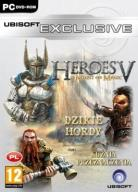 HEROES OF MIGHT & and MAGIC V 5 PL Złota nowa