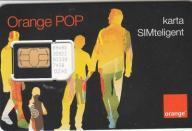 Orange POP - 2 B - GSM SIM