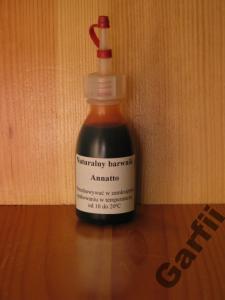 Naturalny barwnik Annato do serów (podpuszczka)