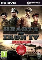 Hearts of Iron IV Hero Edition (PC DVD)