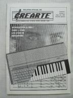 ATARI ST magazyn CREARTE numer premierowy j.hiszp.