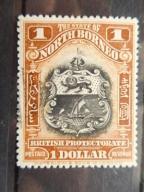 183). Kolonie angielskie = Borneo