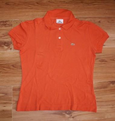 cec8b104c Lacoste koszulka polo roz S/M - 6864550629 - oficjalne archiwum allegro