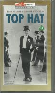 TOP HAT - PANOWIE W CYLINDRACH - VHS ORYGINAŁ ANG
