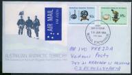 AUSTRALIA ANTARCTIC TERR 1984 FDC 61/62 EXPEDITION
