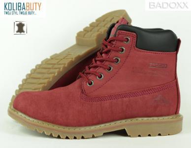 3bddcbfc20b2 32% Skórzane zimowe buty damskie BADOXX~6184~40 - 2738516026 ...