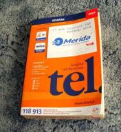 Książka telefoniczna GDAŃSK 2007 TP SA