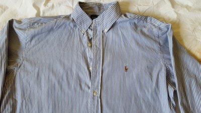 0be153f04 Śliczna koszula Ralph Lauren jak nowa idealna XXL - 6130272286 ...