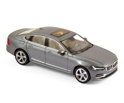 Volvo S90 2016 Osmium Grey 1 43 Norev 870060 6745936746 Oficjalne Archiwum Allegro