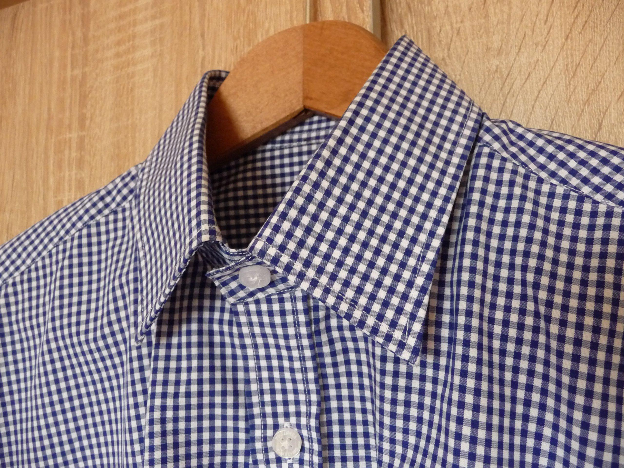 Elegancka koszula męska WÓLCZANKA rozm. 39 SLIM