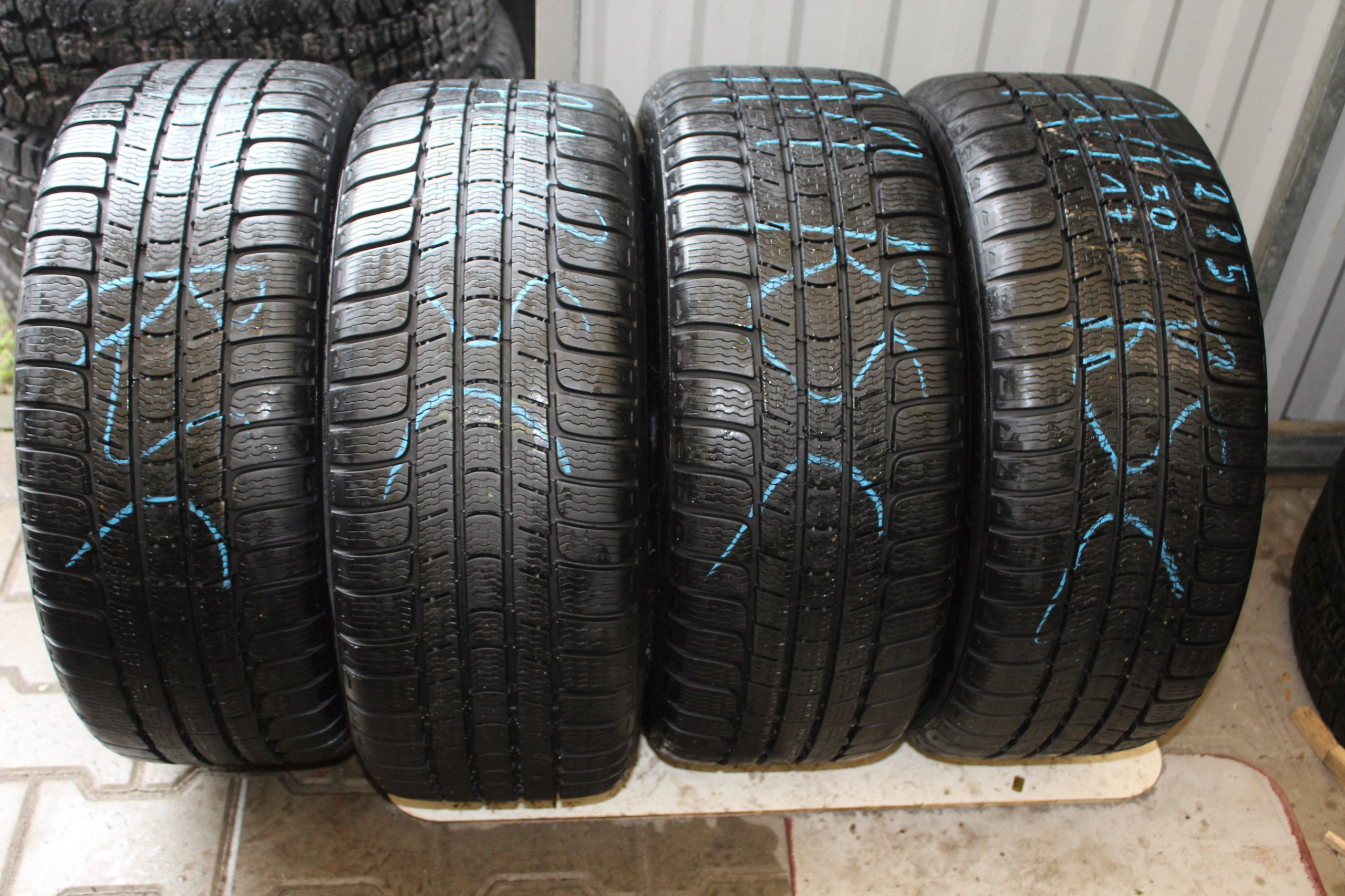 4 Opony Zimowe 2255017 Michelin 6950651802 Oficjalne Archiwum