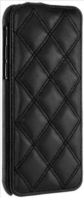czarny futerał obudowa na iPhone 7 Plus - STILGUT