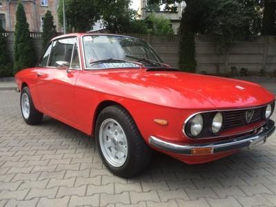 Lancia Fulvia Coupe 1972r.