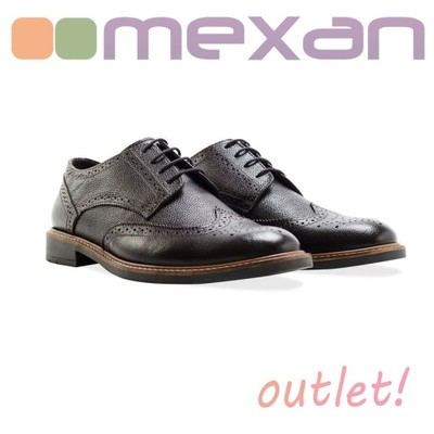 redfoot toe cap oxford buty męskie pantofle 44