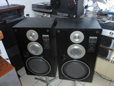 KOLUMNY TECHNICS SB-X500A VINTAGE GW