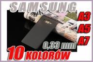 ETUI POKROWIEC 0,3mm Samsung Galaxy A3 A5 A7