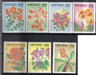 GWINEA BISSAU Kwiat kwiaty Mi:724/30**
