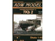 ADW Model 23 parowóz TKb 2