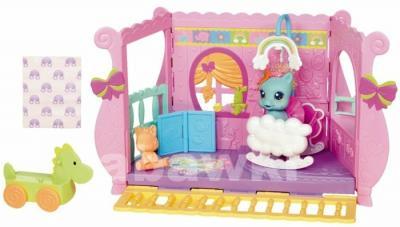 MLP My Little Pony Tęczowy pokój sypialnia Kucyk