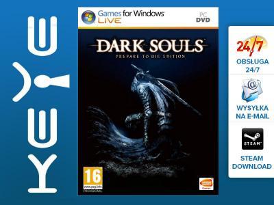 Dark Souls Prepare to Die PC PL STEAM Cd-Key/Klucz