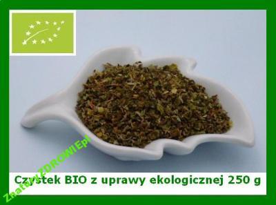 Czystek BIO herbata 250 g (Cistus incanus), EKO