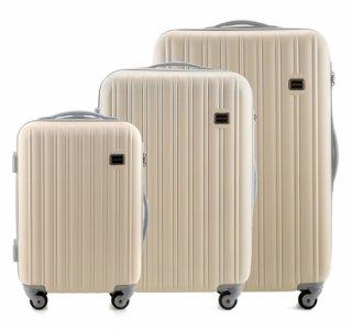35d117f85cb55 WITTCHEN Komplet walizek na kółkach 56-3-64X-85 - 6221162393 ...