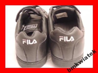 6366950af Sportowe oryginalne buty Fila 42 super stan - 5188523516 - oficjalne ...