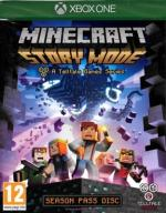 MINECRAFT STORY MODE XBOX ONE A-G