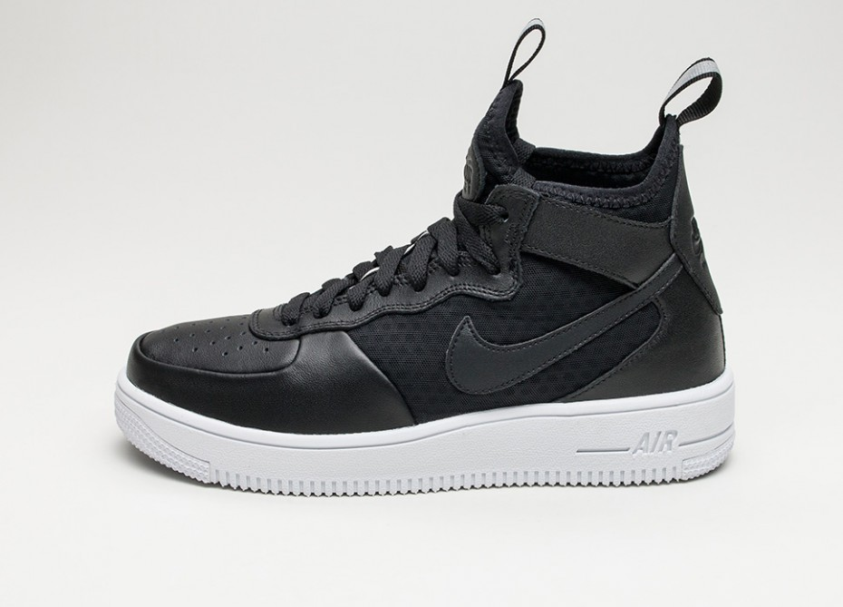 Nike AIR FORCE 1 ULTRAFORCE MID PRM SPORTOWE 43