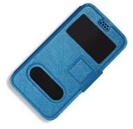 Etui z klapką kabura futerał do Motorola Moto E4