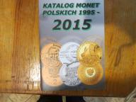 Katalog monet Polskich.