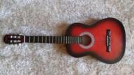 Gitara SkyWay Premium Edition + pokrowiec