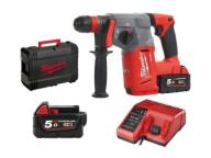 MILWAUKEE M18 CHX-502C MŁOT SDS-PLUS 18V 2x5,0Ah