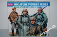 GERMAN INFANTRY SET BATTLE OF BULGE 1944 1:35